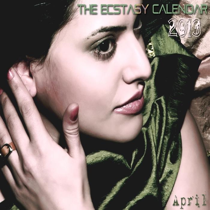 The Ecstasy Calendar 2013 April (Warm Sunny Tunes & Vibrant Rythms)